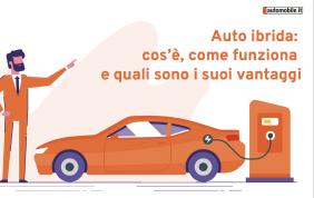 Tutto quello che devi sapere sulle auto ibride