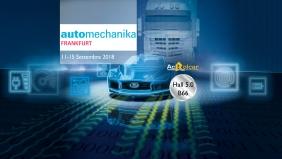 Ac Rolcar ad Automechanika Frankfurt 2018 –  Hall 5.0 Stand B66