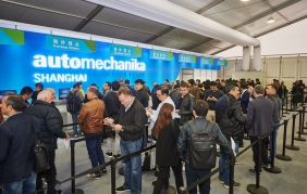 Automechanika Shanghai  guarda all'edizione 2019