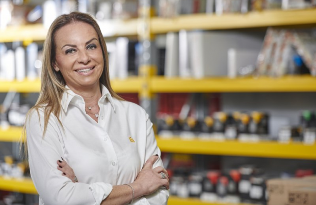 Un'officina al femminile: un business in crescita