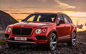 Nuova Bentley Bentayga V8: un SUV eccessivo