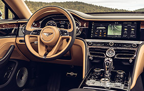 Bentley: tecnologia digitale con classe