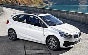 Nuova BMW 225xe iPerformance