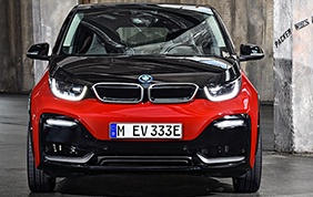 BMW i3s: elettrica e sportiva