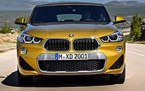 BMW punta sul suo nuovo SUV sportivo: l'X2