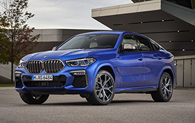 Nuova BMW X6: ecco la Sports Activity