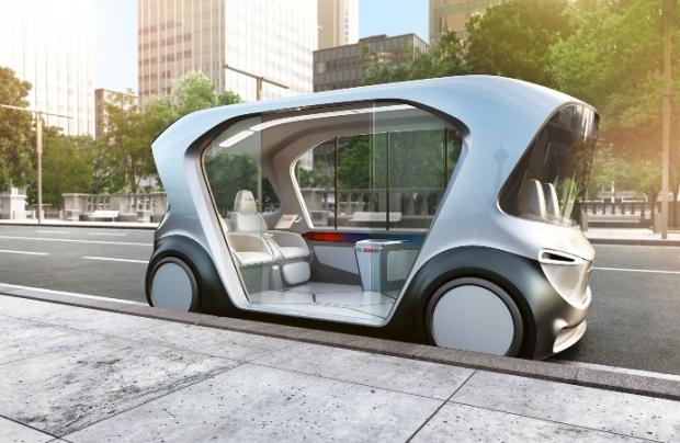 La mobilità del futuro per Bosch