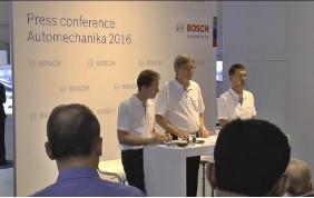 Il ruolo di Bosch ad Automechanika 2016