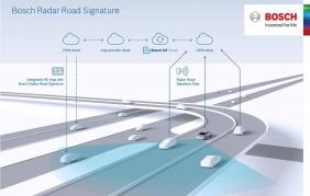 Bosch corre con Here verso la guida autonoma