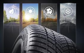 Bridgestone lancia il suo nuovo pneumatico 4 stagioni