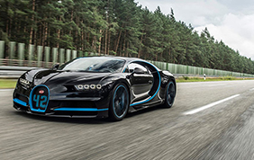 Bugatti Chiron vince il premio HyperCard of the Year