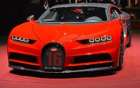 Bugatti Chiron Sport: oltre l'immaginazione!