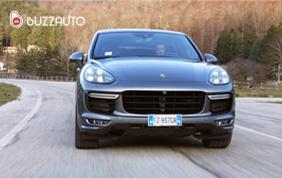 Scopriamo insieme l'indomabile Porsche Cayenne GTS