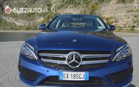 Oggi proviamo per te la sensazionale Mercedes C300