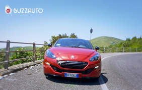 Oggi proviamo per te la nuova Peugeot RCZ R