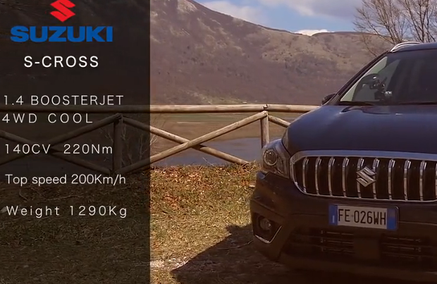 CARRUMBLE presenta: Suzuki S-Cross