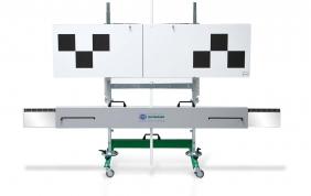 Nuovo tool portatile per la calibrazione di telecamere