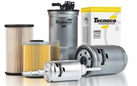 L'efficienza dei filtri carburante made in Tecneco