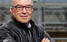 Carmelo Ezpeleta (CEO Dorna) interviene sul caso Rossi Marquez