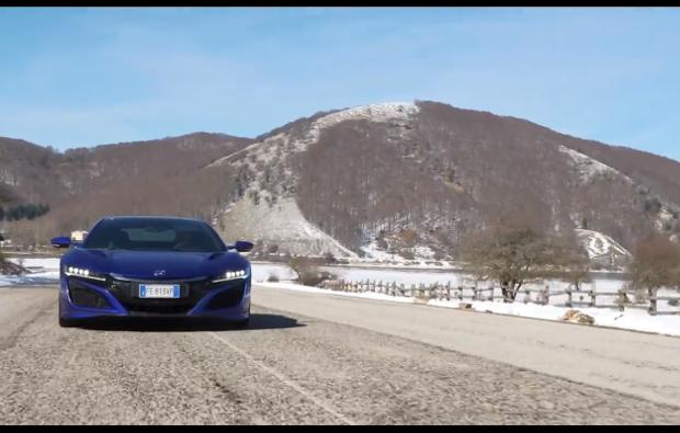CARRUMBLE presenta: Honda NSX