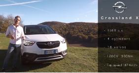 CARRUMBLE presenta: Opel Crossland X