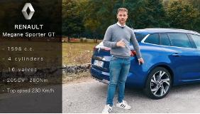 CARRUMBLE presenta: Renault Megane Sporter GT