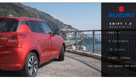 CARRUMBLE presenta: Suzuki Swift Hybrid S