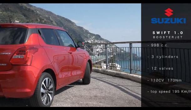 CARRUMBLE presenta: Suzuki Swift Hybrid S