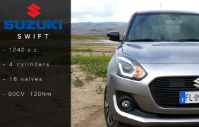 CARRUMBLE presenta: Suzuki Swift