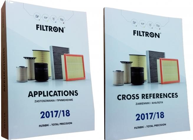 Nuovo catalogo FILTRON 2017-2018