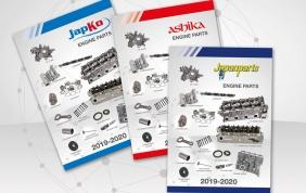 Da Japanparts, nuovi cataloghi rettifica 2019 -2020