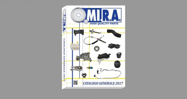 Nuovo Catalogo MI.R.A. 2017