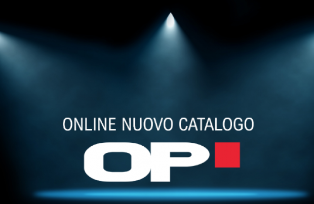 Online il nuovo catalogo Open Parts