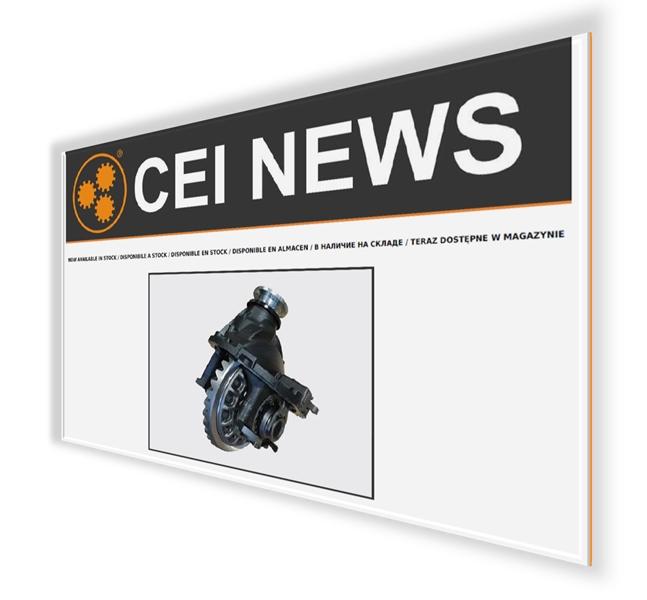 Nuovi prodotti CEI News Aprile