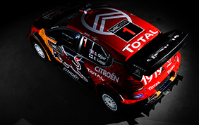 Citroen Total WRT: al via la stagione 2019