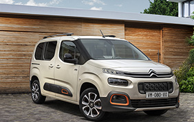 Multispazio Citroen: sicurezza in pole position!
