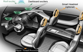 Clarion reinventa il sistema audio in auto