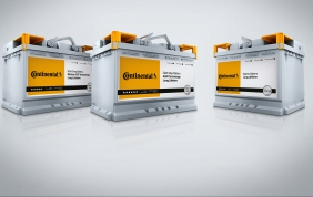 Batterie Continental per l'aftermarket automotive