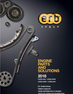 E' online il nuovo catalogo Kit Tendicatena ERB 2018!