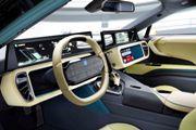 ZF TRW presenta le funzioni di sicurezza e guida automatica sulla nuova rinspeed etos