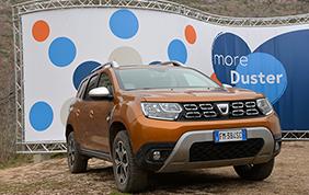 Nuovo Dacia Duster: un SUV inedito e bilanciato