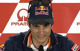 Dani Pedrosa annuncia il suo ritiro dalle corse