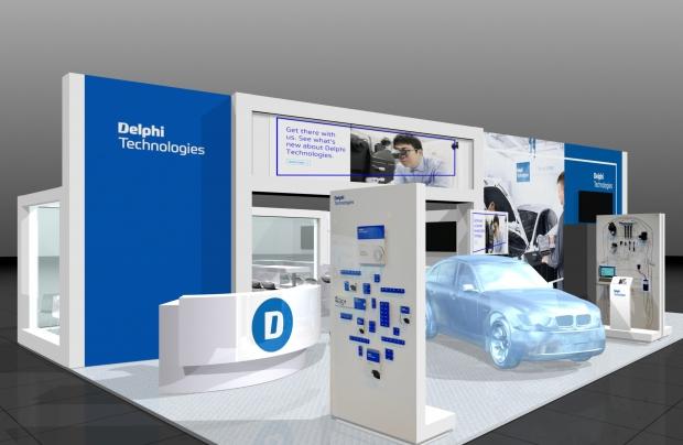 Autopromotec: c'è  Delphi Technologies