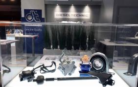 Diesel Technic al Solutrans di Lione
