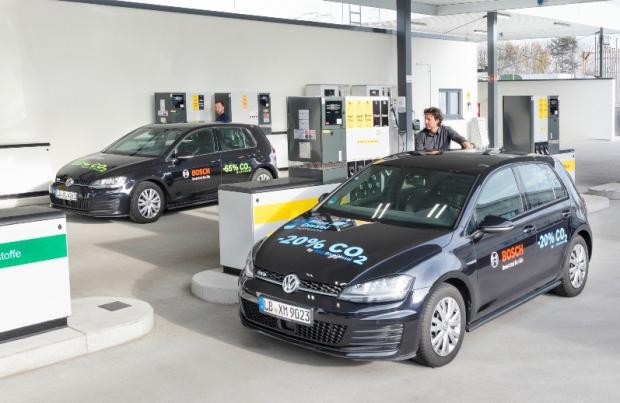 Bosch viaggia con il diesel rinnovabile