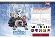"""Fiat, nuovo spot tv con i personaggi del film Disney """"Frozen - Il Regno di Ghiaccio"""""""