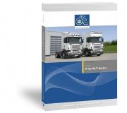 DT Nuovo catalogo ricambi adatti per la serie Scania P-G-R-T