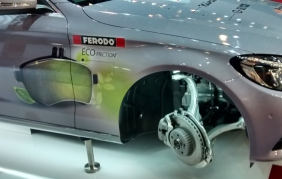 Ferodo Eco Friction Day/3: come nasce una pastiglia freno