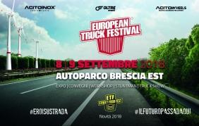 Parte l'avventura dell'European Truck Festival