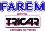 FAREM informa: TRICAR Srl di Padova Distributore cavi candele e spazzole Tergy